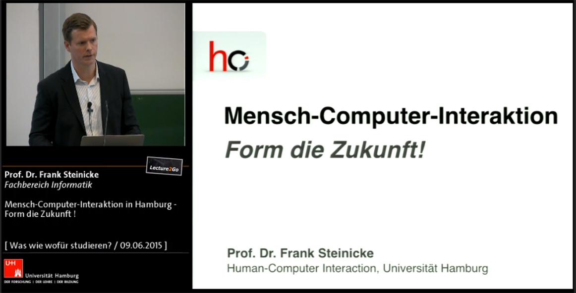 human computer interaction thesis