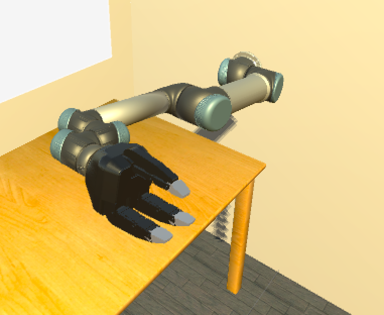 Immersive Robot Control : Projects : Universität Hamburg