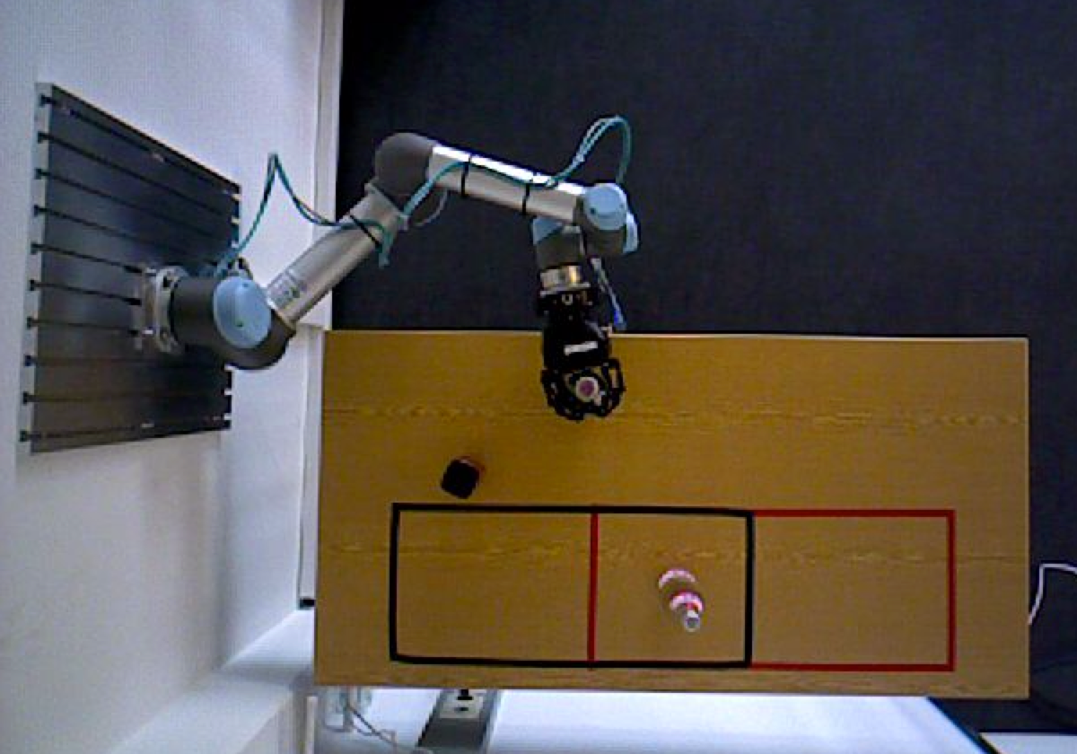 Thesis statement on robotics